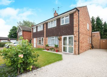 Thumbnail 3 bedroom semi-detached house for sale in Hag Hill Rise, Taplow, Maidenhead