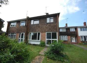 Thumbnail 3 bedroom semi-detached house for sale in Pryors Road, Galleywood, Chelmsford