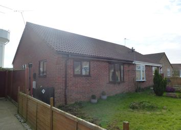 Thumbnail 2 bedroom bungalow to rent in Covent Garden Road, Caister-On-Sea, Great Yarmouth