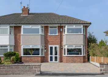 Thumbnail 4 bed semi-detached house for sale in Clent Avenue, Maghull, Liverpool