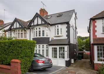 Thumbnail 4 bed semi-detached house for sale in Ferncroft Avenue, North Finchley, London