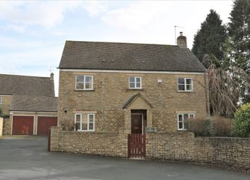 Thumbnail 4 bed detached house for sale in Braybrooke Close, Tetbury