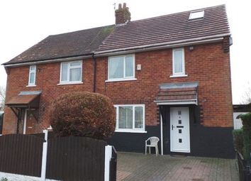 Thumbnail 3 bed semi-detached house for sale in Burholme Road, Ribbleton, Preston