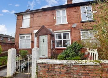 Thumbnail 2 bed terraced house for sale in Whitehall Road, Didsbury, Manchester