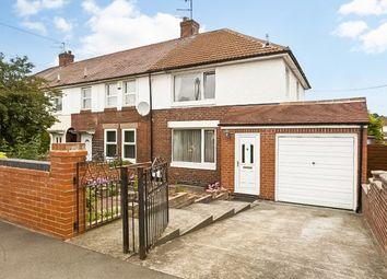Thumbnail 3 bed semi-detached house to rent in Osbaldwick Lane, York