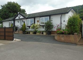 Thumbnail 2 bed mobile/park home for sale in Vine Tree Park, Tudorville, Ross-On-Wye