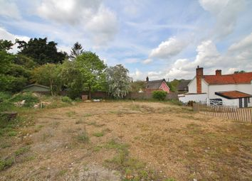 Thumbnail Land for sale in The Street, Rickinghall, Diss