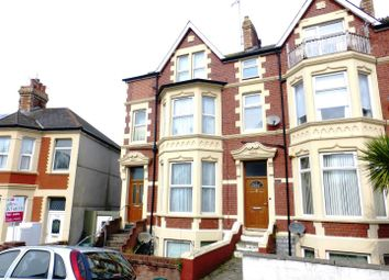 Thumbnail 3 bedroom flat for sale in Kingsland Crescent, Barry