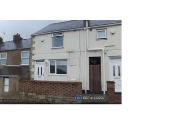Thumbnail 2 bed semi-detached house to rent in Hill Street, Wrexham