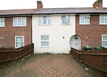 Thumbnail 3 bedroom end terrace house for sale in Goudhurst Road, Bromley, Kent