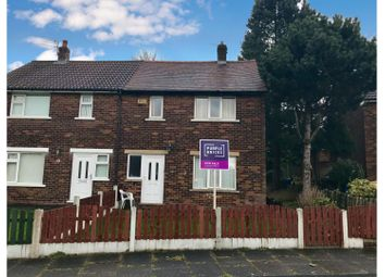 Thumbnail 2 bed semi-detached house for sale in Penrith Avenue, Ashton-Under-Lyne
