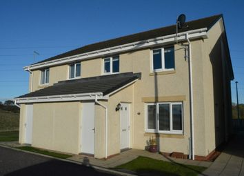 Thumbnail 2 bed end terrace house for sale in Kings Seat Place, Maddiston, Falkirk
