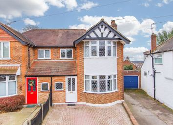 Thumbnail 3 bed semi-detached house for sale in Goldings Road, Loughton