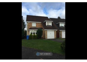 Thumbnail 4 bed detached house to rent in Buchanan Crescent, Livingston