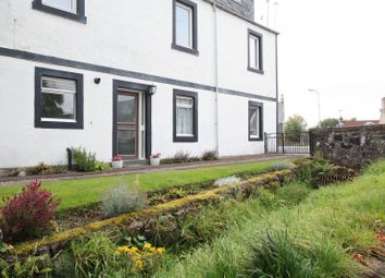 Thumbnail 3 bed flat for sale in Kilbagie Street, Kincardine, Alloa