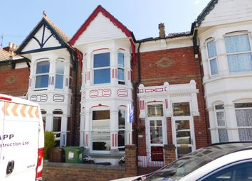Thumbnail 4 bed terraced house for sale in Beresford Road, Portsmouth