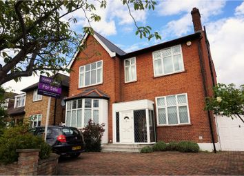 Thumbnail 5 bed detached house for sale in Cranley Gardens, Muswell Hill