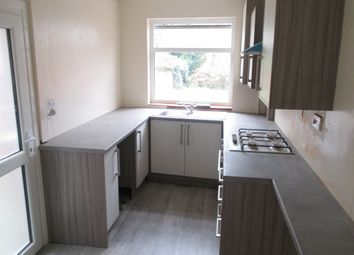 Thumbnail 2 bed end terrace house to rent in Warren Street, Off Tudor Road, Leicester