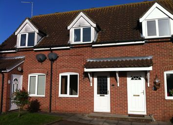 Thumbnail 2 bed property to rent in Stonemasons Court, Acle, Norwich