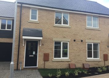 Thumbnail 3 bed semi-detached house to rent in Ribble Mead, Biggleswade