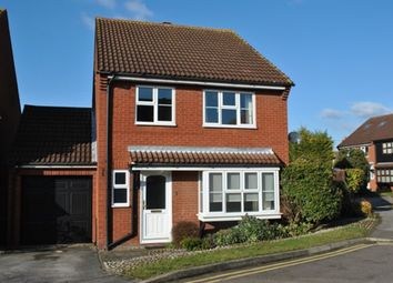 Thumbnail 4 bedroom detached house to rent in Saddlers Close, Baldock