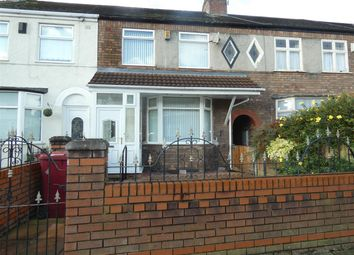 3 bed terraced house for sale in Gentwood Road, Huyton, Liverpool L36