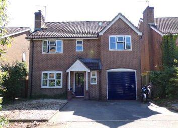 Thumbnail 4 bed detached house for sale in Broomfield Drive, Alderholt, Fordingbridge