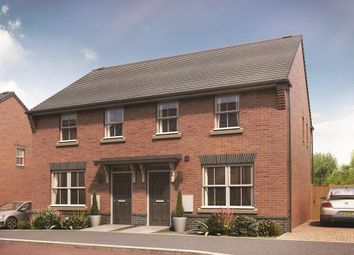 """Thumbnail 3 bedroom semi-detached house for sale in """"Archford"""" at Magna Road, Wimborne"""
