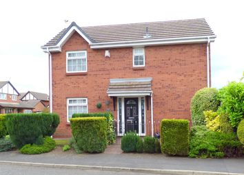 Thumbnail 3 bed detached house for sale in Silverstone Drive, Huyton, Liverpool