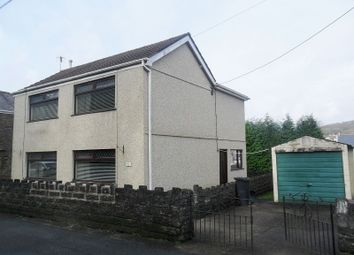 Thumbnail 3 bedroom detached house for sale in Edward Street, Alltwen, Pontardawe.