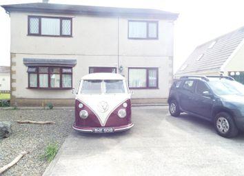Thumbnail 4 bed detached house for sale in Y Derwydd, Derwydd, Burry Port