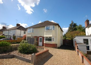 Thumbnail 3 bed semi-detached house to rent in Shelford Park Avenue, Great Shelford, Cambridge
