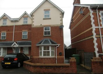 Thumbnail 3 bed town house for sale in White Horse Street, Hereford