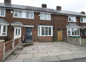Thumbnail 3 bed terraced house for sale in Wellfield Road, Baguley, Manchester
