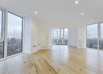 Thumbnail 3 bed flat for sale in Skyview Tower, Capital Towers, 12 High Street, Stratford