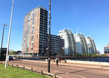 Thumbnail 1 bed flat to rent in City Lofts, Salford Quays