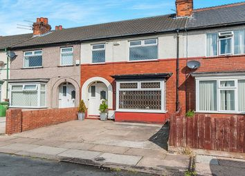 Thumbnail 3 bed terraced house for sale in Escart Avenue, Grimsby