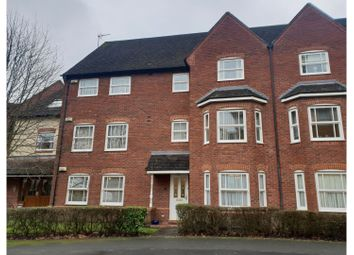 Thumbnail 2 bed flat to rent in Hensborough, Solihull