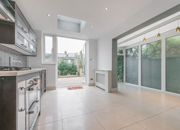 Thumbnail 4 bed terraced house to rent in Windermere Avenue, London