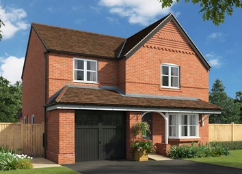 Thumbnail 4 bed detached house for sale in The Appleton Plus, Wharford Lane, Runcorn, Cheshire