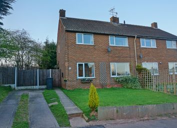 Thumbnail 3 bed semi-detached house for sale in Saville Road, Whiston, Rotherham