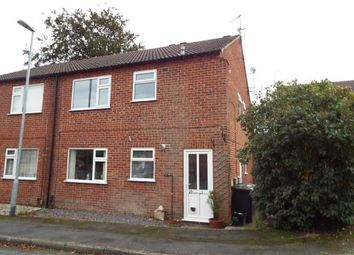 Thumbnail 2 bed maisonette for sale in Mansfield Lane, Calverton, Nottingham