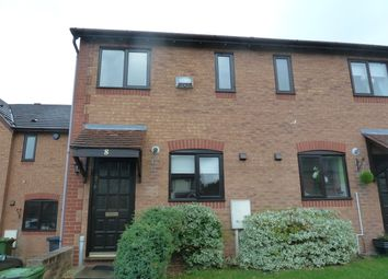 Thumbnail 2 bed semi-detached house to rent in Foxwood Road, Birchmoor, Tamworth