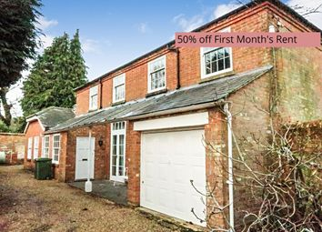 Thumbnail 1 bed flat to rent in Ramsdell Road, Monk Sherborne, Tadley