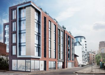 Thumbnail 1 bed flat for sale in Lydia Ann Street, Liverpool