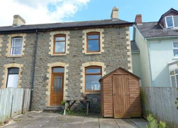 Thumbnail 2 bed end terrace house for sale in Oaklands, Builth Wells