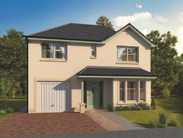 Thumbnail 3 bedroom detached house for sale in Cawburn Road, Uphall Station