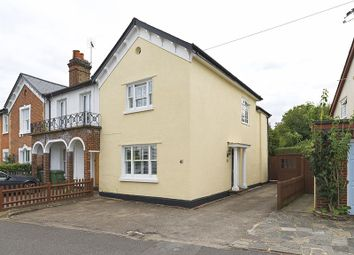 Thumbnail 3 bed end terrace house for sale in Rushett Close, Thames Ditton