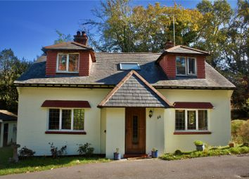 Thumbnail 3 bed detached house for sale in Tennysons Lane, Haslemere, Surrey