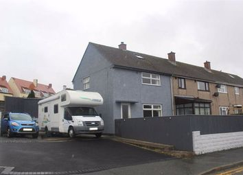2 bed end terrace house for sale in Queen Elizabeth Avenue, Neyland, Milford Haven SA73